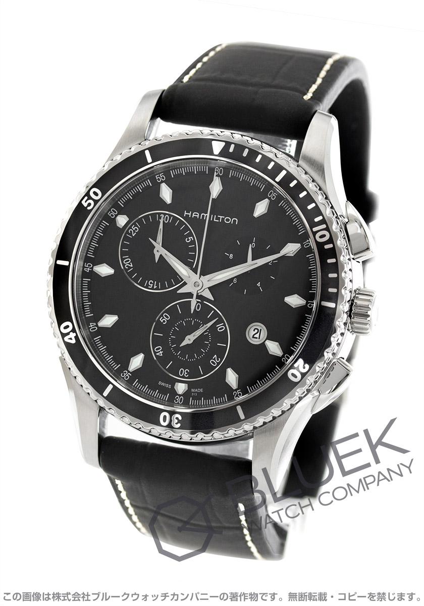ハミルトン ジャズマスター シービュー クロノグラフ 腕時計 メンズ HAMILTON H37512731