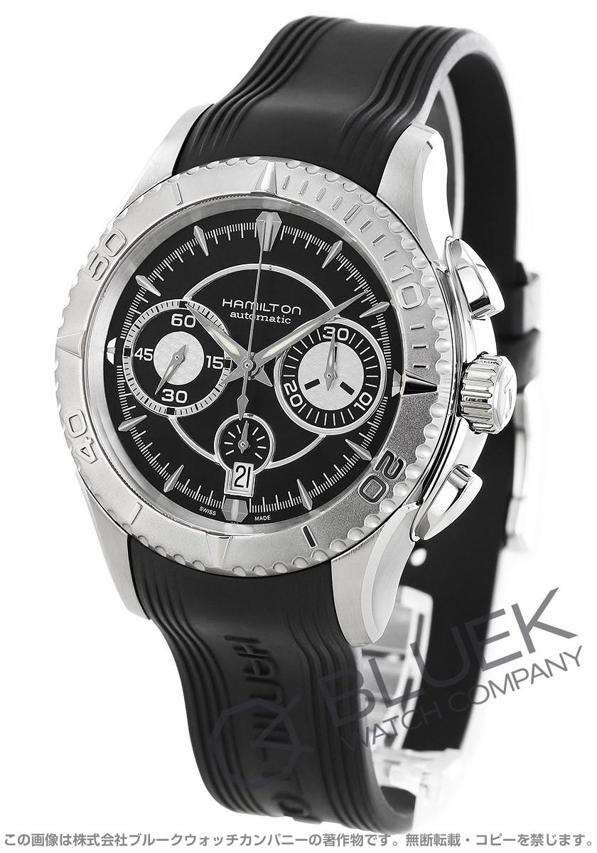 ハミルトン ジャズマスター シービュー クロノグラフ 腕時計 メンズ HAMILTON H37616331