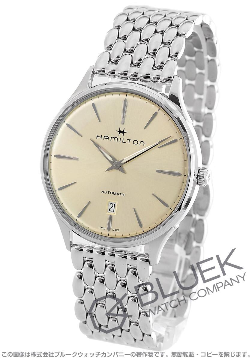 ハミルトン ジャズマスター シンライン オート 腕時計 メンズ HAMILTON H38525111