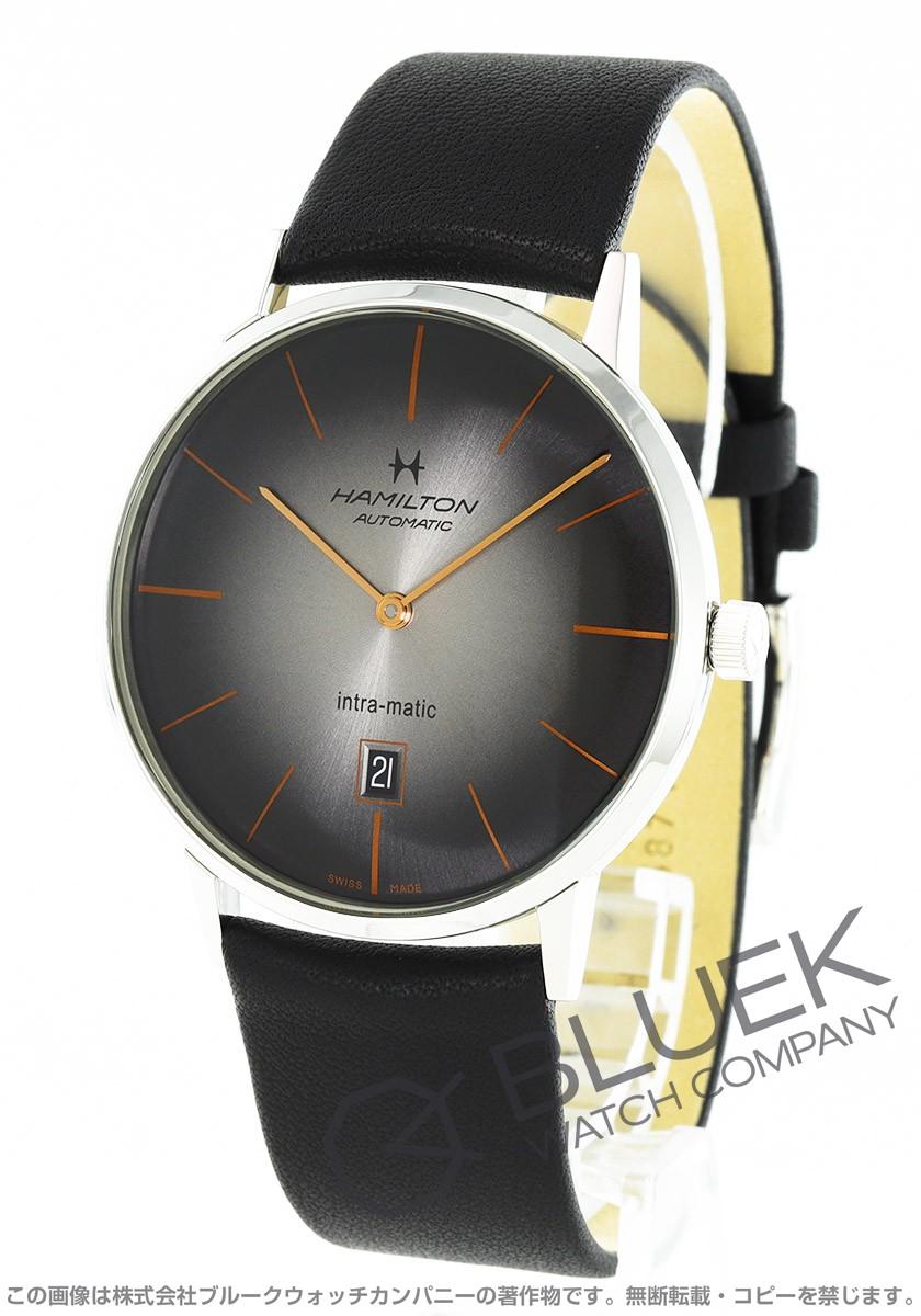 ハミルトン アメリカンクラシック イントラマティック 腕時計 メンズ HAMILTON H38755781