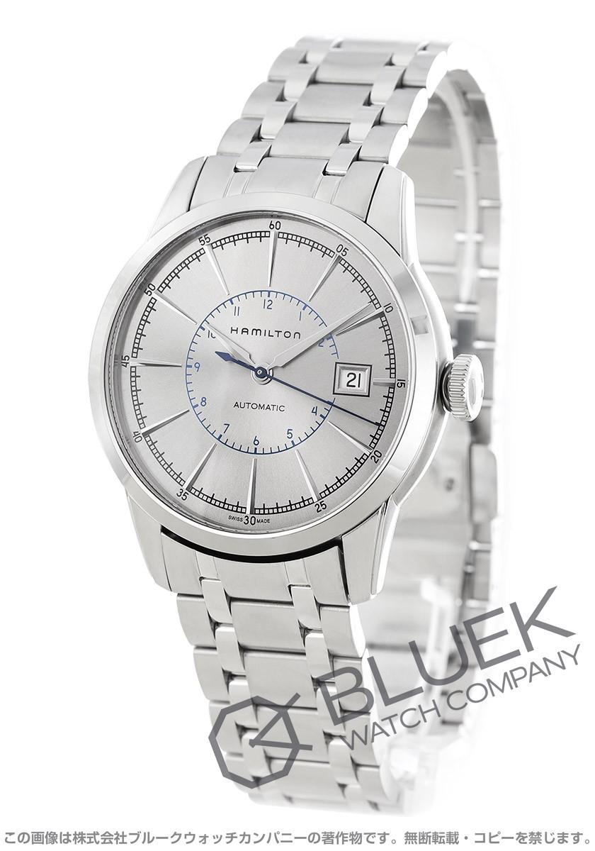 ハミルトン レイルロード オート 腕時計 メンズ HAMILTON H40555181