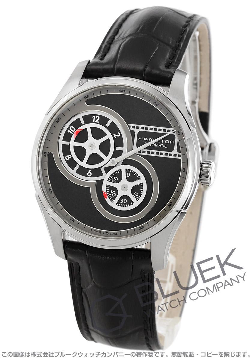 ハミルトン ジャズマスター レギュレーター シネマ 世界限定500本 腕時計 メンズ HAMILTON H42605731