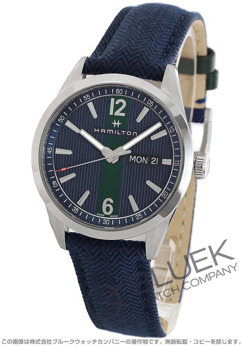 ハミルトン ブロードウェイ デイデイト 腕時計 メンズ HAMILTON H43311941