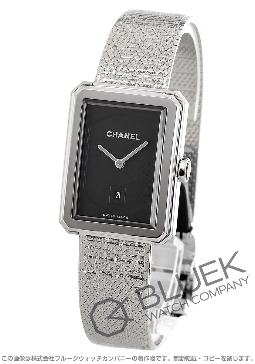 シャネル Chanelボーイフレンド ツイード レディース H4878
