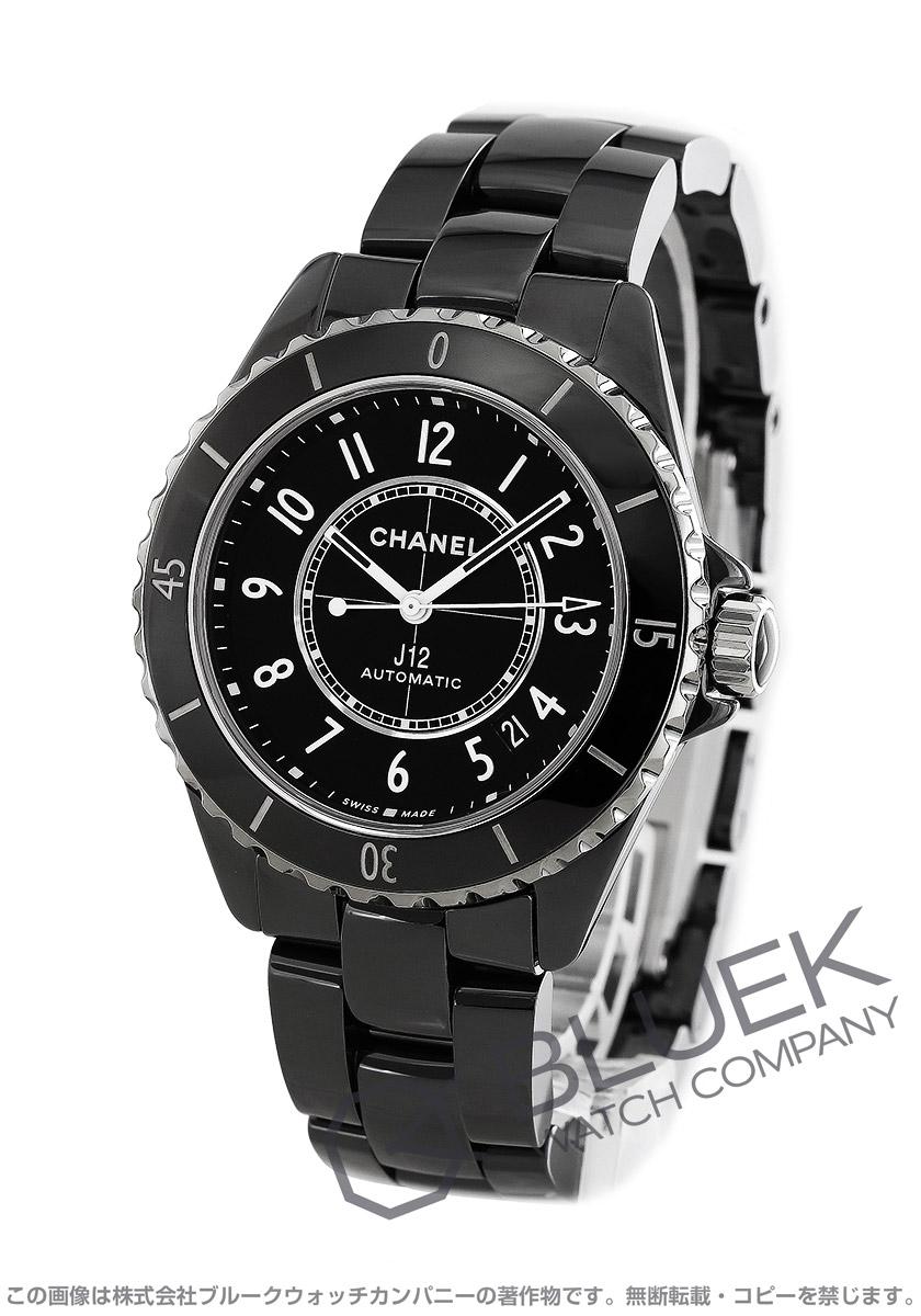 シャネル J12 腕時計 ユニセックス CHANEL H5697