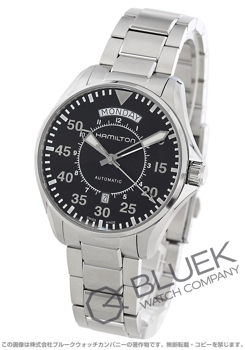 ハミルトン カーキ アビエーション パイロット オート 腕時計 メンズ HAMILTON H64615135