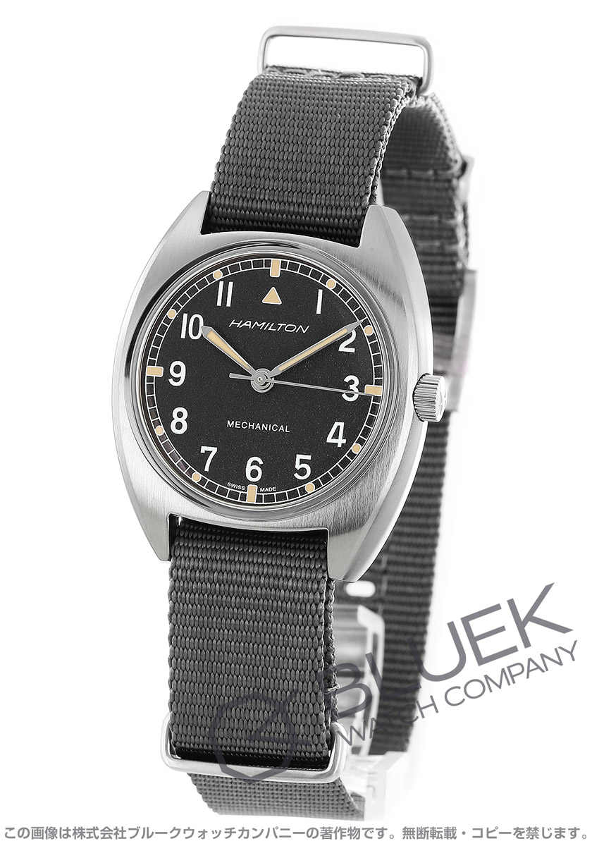 ハミルトン カーキ アビエーション パイロット パイオニア メカニカル 腕時計 ユニセックス HAMILTON H76419931