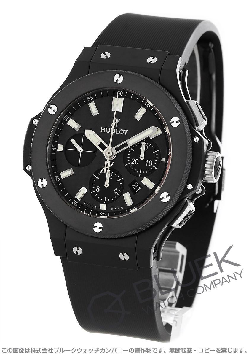 size 40 3d03e 72751 ウブロ ビッグバン エボリューション ブラックマジック クロノグラフ 腕時計 メンズ HUBLOT 301.CI.1770.RX