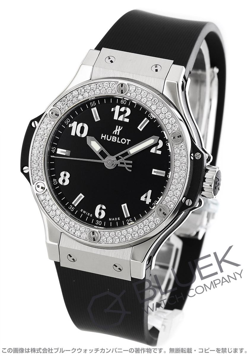 size 40 cba22 7e48c ウブロ ビッグバン スチールダイヤモンド ダイヤ 腕時計 ユニセックス HUBLOT 361.SX.1270.RX.1104