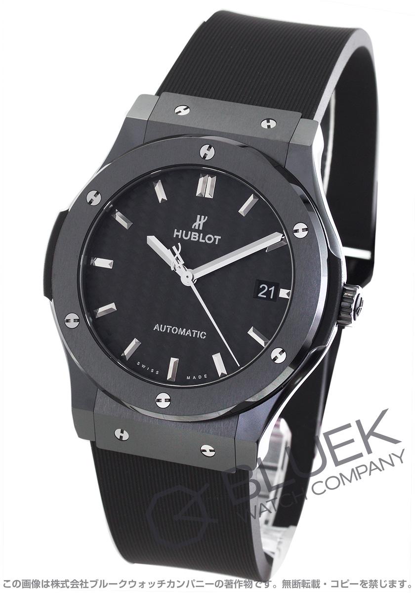quality design 1839f ad57c ウブロ クラシック フュージョン ブラックマジック 腕時計 メンズ HUBLOT 511.CM.1771.RX