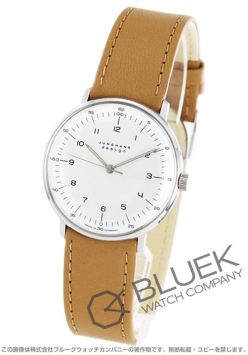 ユンハンス マックスビル 腕時計 ユニセックス JUNGHANS 027/3701.00
