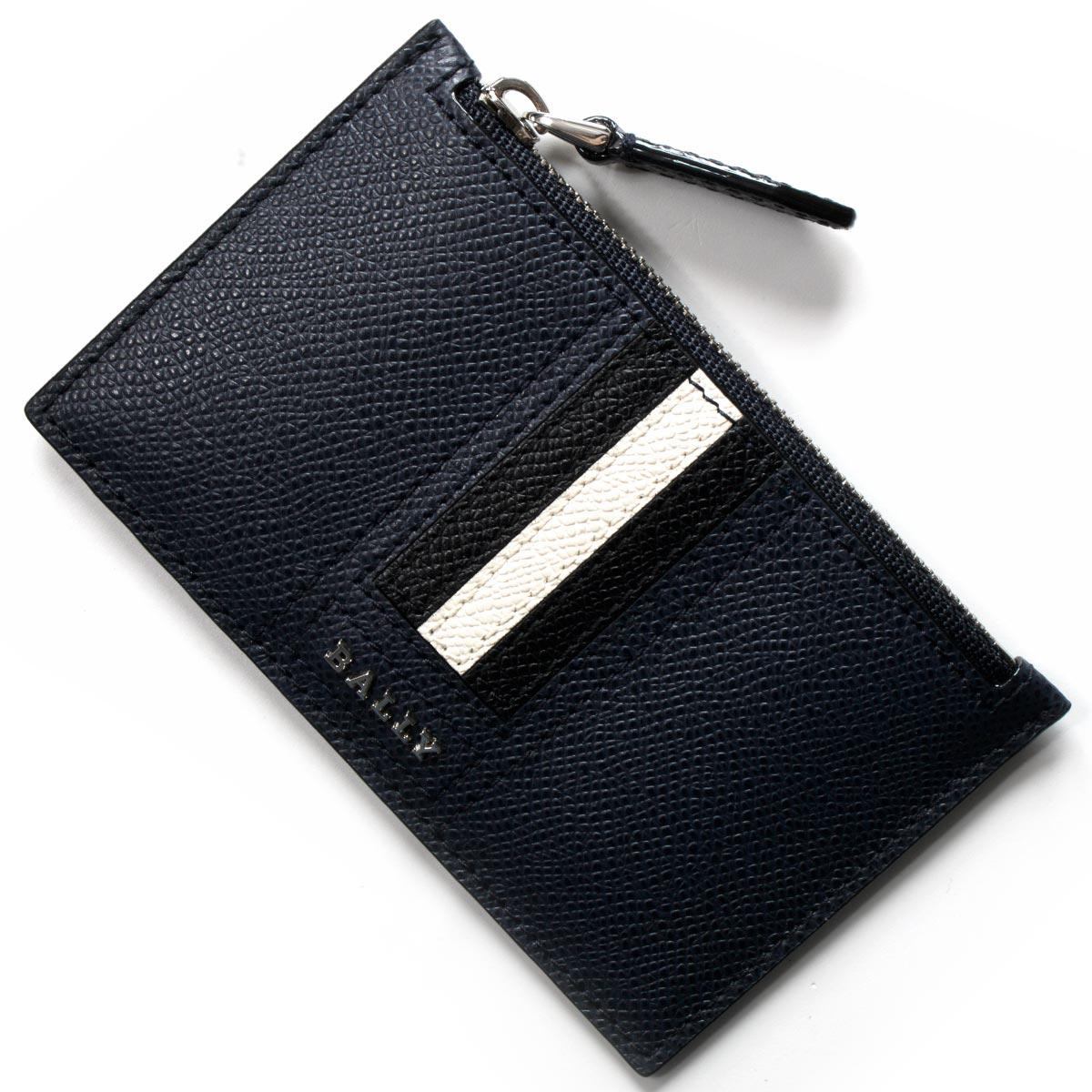 39013f4267f6 バリー コインケース【小銭入れ】/カードケース 財布 メンズ テンリー TENLEY ニューブルー