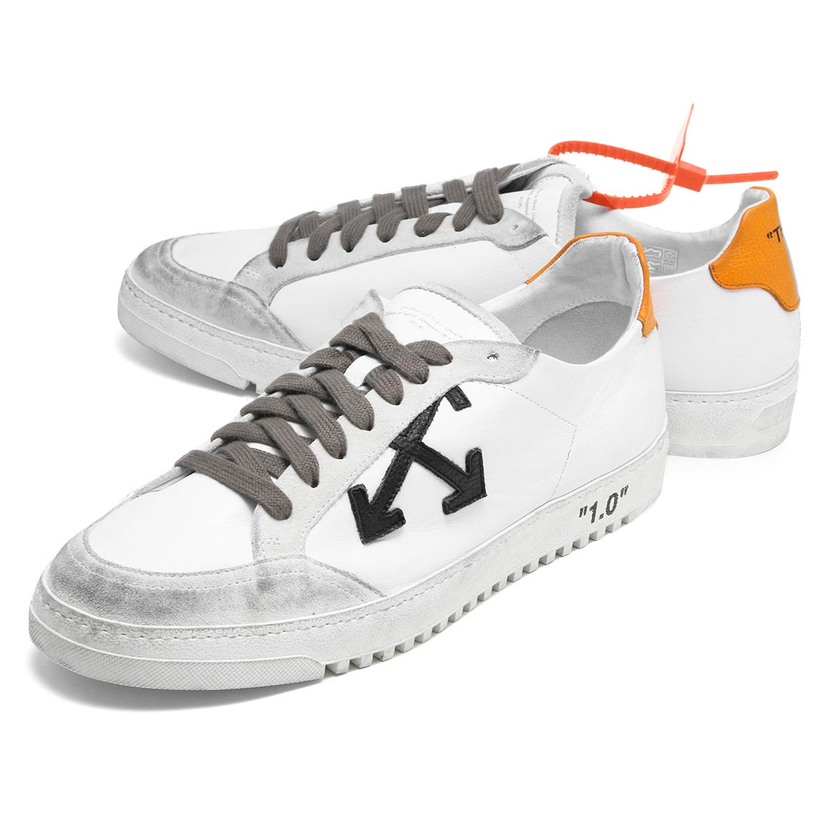 オフホワイト スニーカー/シューズ/靴 メンズ レディース 2.0 ...