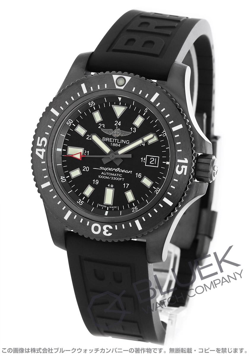 ブライトリング スーパーオーシャン 44 スペシャル 1000m防水 腕時計 メンズ BREITLING M17393131B1S1