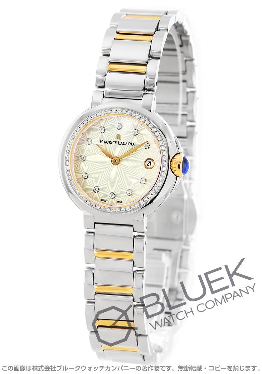 モーリス・ラクロア フィアバ デイト ダイヤ 腕時計 レディース MAURICE LACROIX FA1003-PVP23-170-1