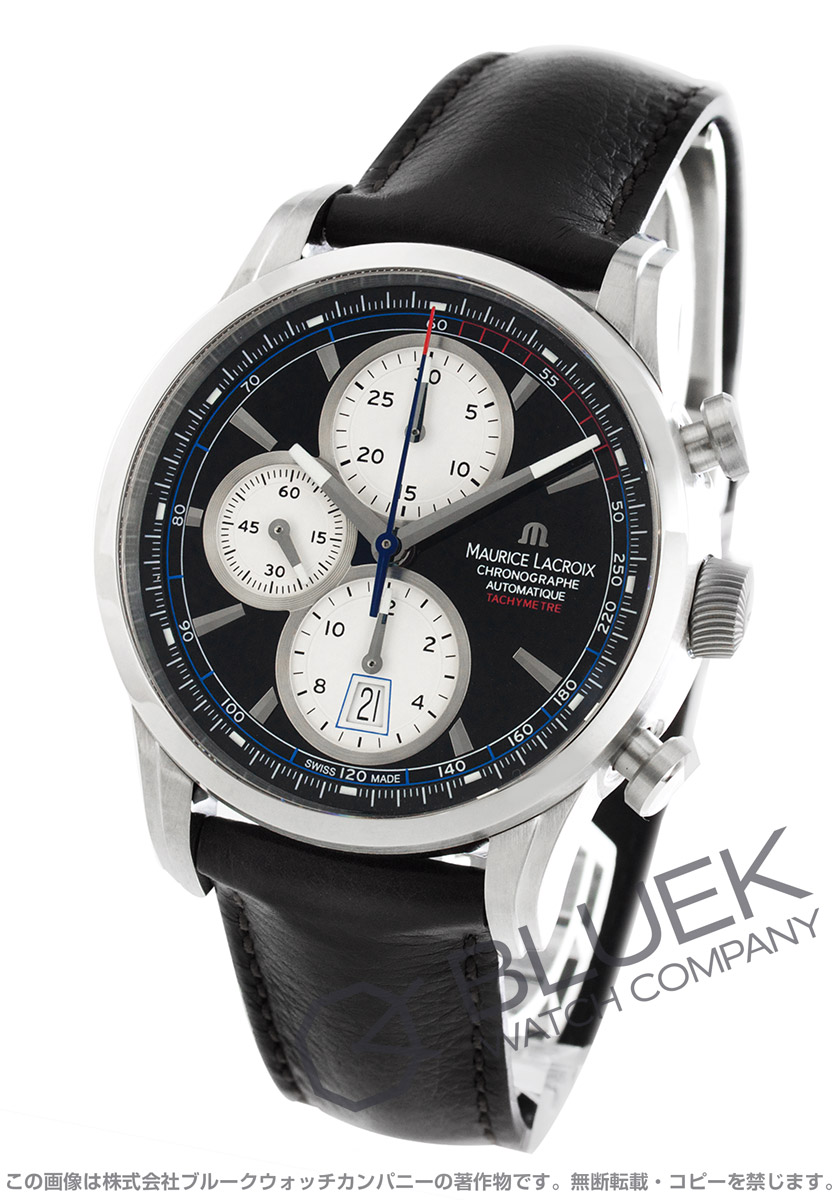 モーリス・ラクロア MAURICE LACROIX 腕時計 ポントス レトロ メンズ PT6288-SS001-330