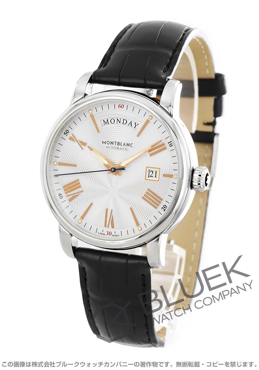 モンブラン 4810 アリゲーターレザー 腕時計 メンズ MONTBLANC 114853