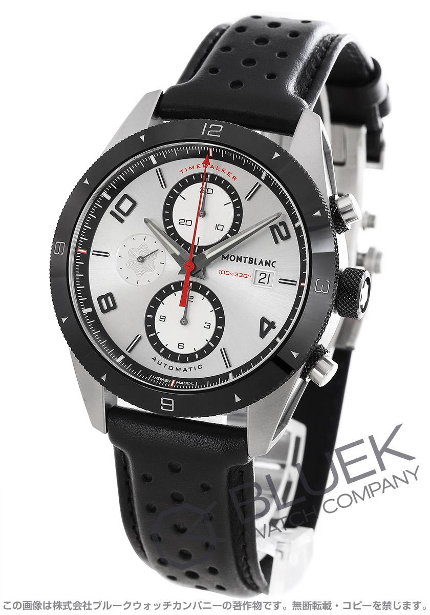 モンブラン タイムウォーカー クロノグラフ 腕時計 メンズ MONTBLANC 116100