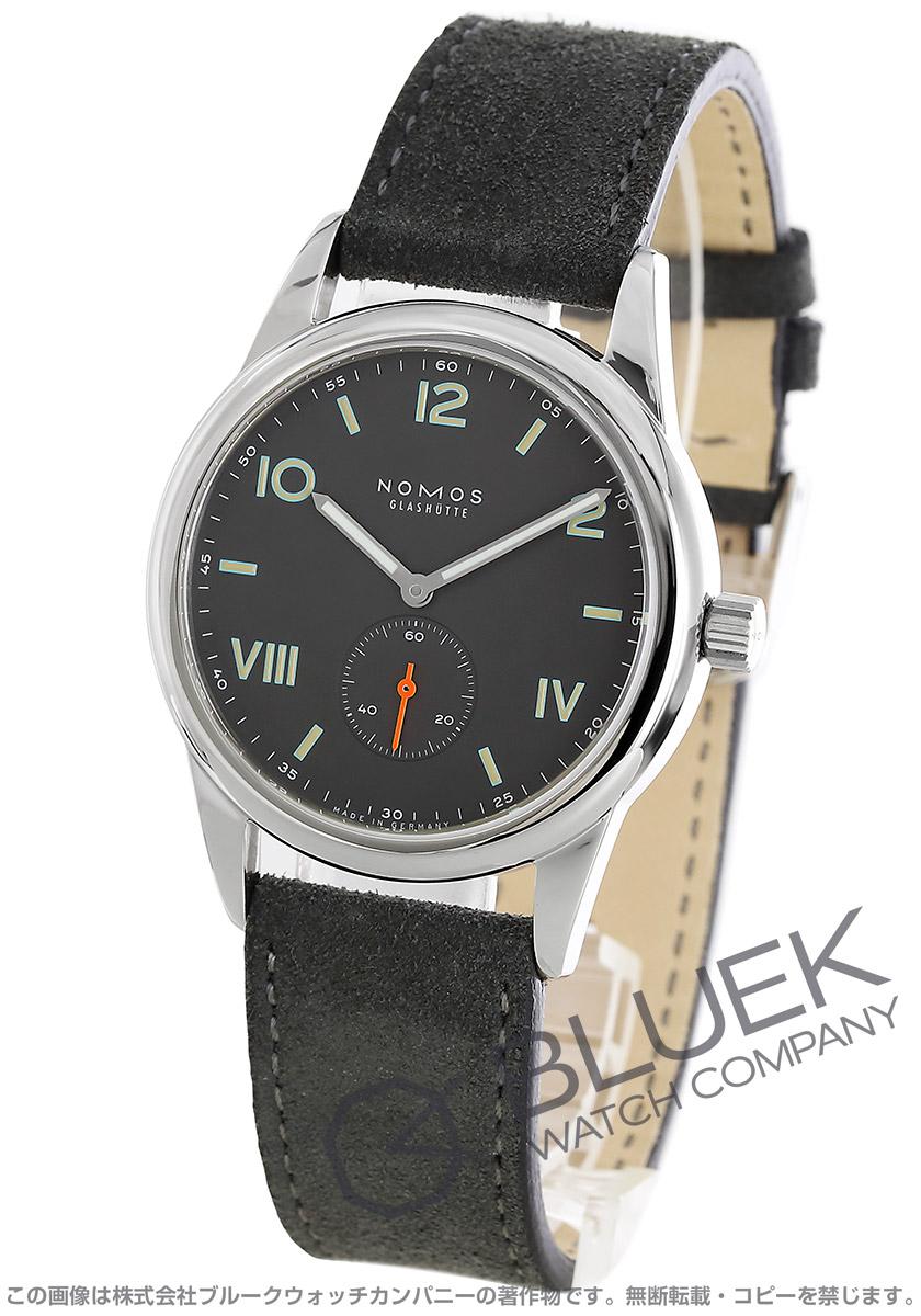 ノモス グラスヒュッテ クラブ キャンパス 腕時計 メンズ NOMOS GLASHUTTE CL1A1BL138CP
