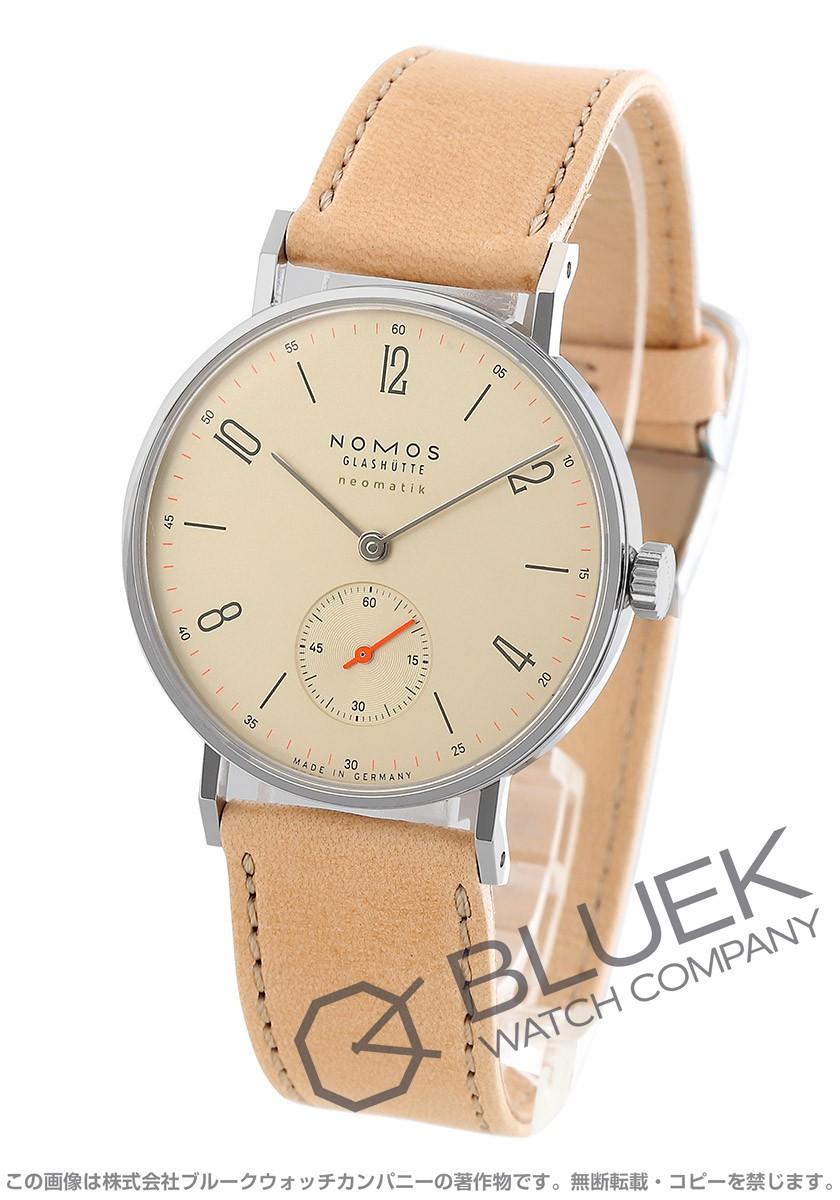 ノモス グラスヒュッテ タンジェント ネオマティック シャンパーニュ 腕時計 レディース NOMOS GLASHUTTE TN130011CH2