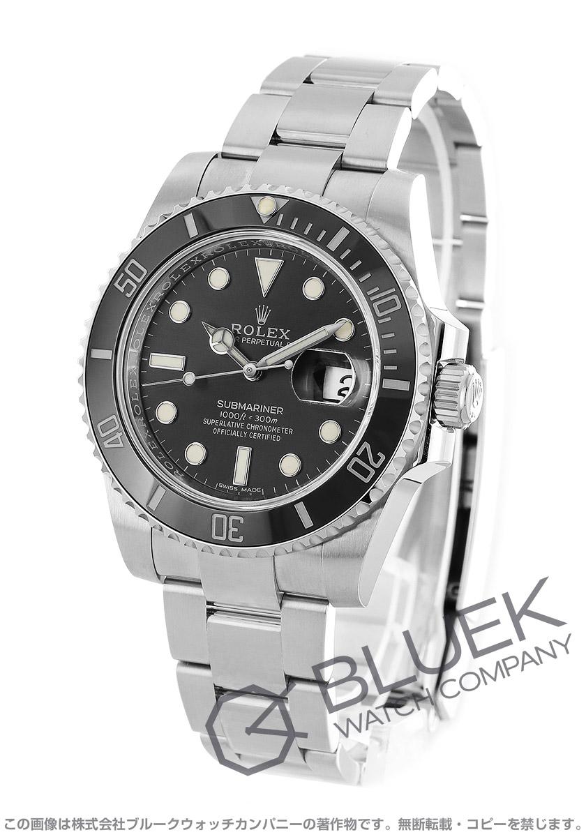 ロレックス サブマリーナー デイト 300m防水 腕時計 メンズ ROLEX 116610LN