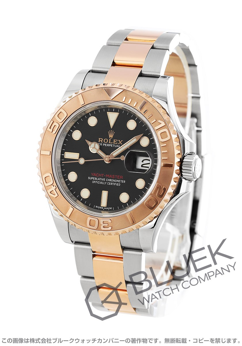 ロレックス ヨットマスター 40 腕時計 メンズ ROLEX 116621