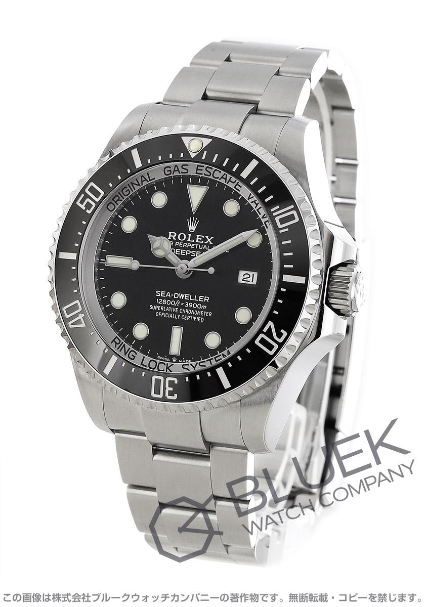 ロレックス シードゥエラー ディープシー 3900m防水 腕時計 メンズ ROLEX 126660