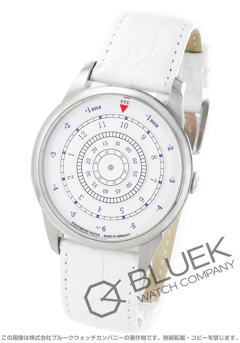 シャウボーグ SCHAUMBURG 腕時計 ディスク 1 メンズ DISK-1
