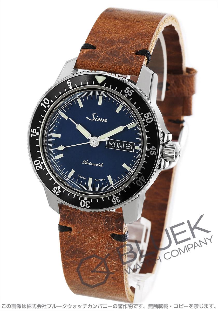 ジン 腕時計 メンズ Sinn 104.ST.SA.I.B