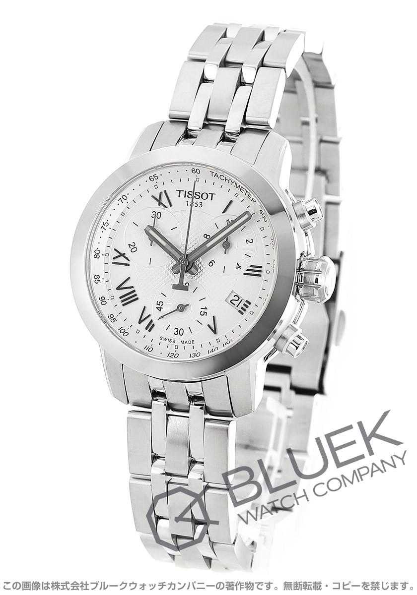 ティソ T-スポーツ PRC200 クロノグラフ 腕時計 レディース TISSOT T055.217.11.033.00