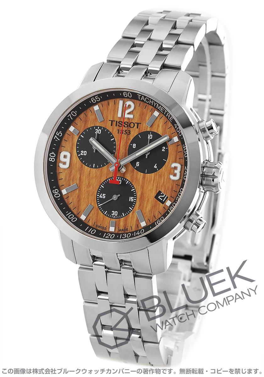 ティソ T-スポーツ PRC200 バスケットボール クロノグラフ 腕時計 メンズ TISSOT T055.417.11.297.01