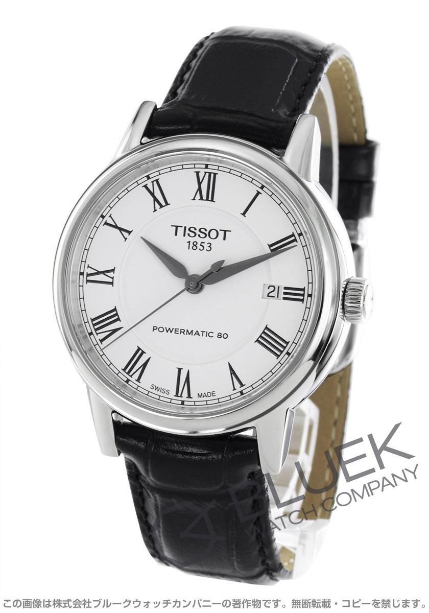 ティソ TissotT-クラシック カルソン メンズ T085.407.16.013.00