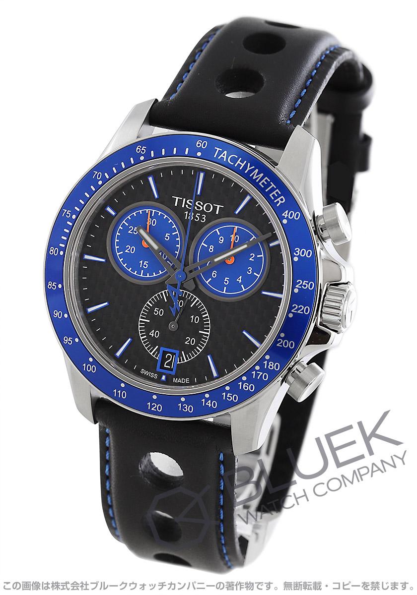 ティソ T-スポーツ V8 アルピーヌ スペシャルエディション クロノグラフ 腕時計 メンズ TISSOT T106.417.16.201.01