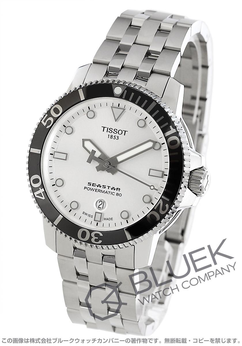 ティソ T-スポーツ シースター1000 300m防水 腕時計 メンズ TISSOT T120.407.11.031.00