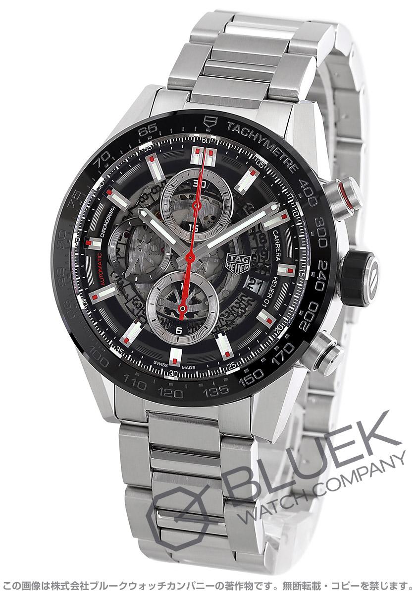 タグホイヤー カレラ ホイヤー01 クロノグラフ 腕時計 メンズ TAG Heuer CAR201V.BA0766