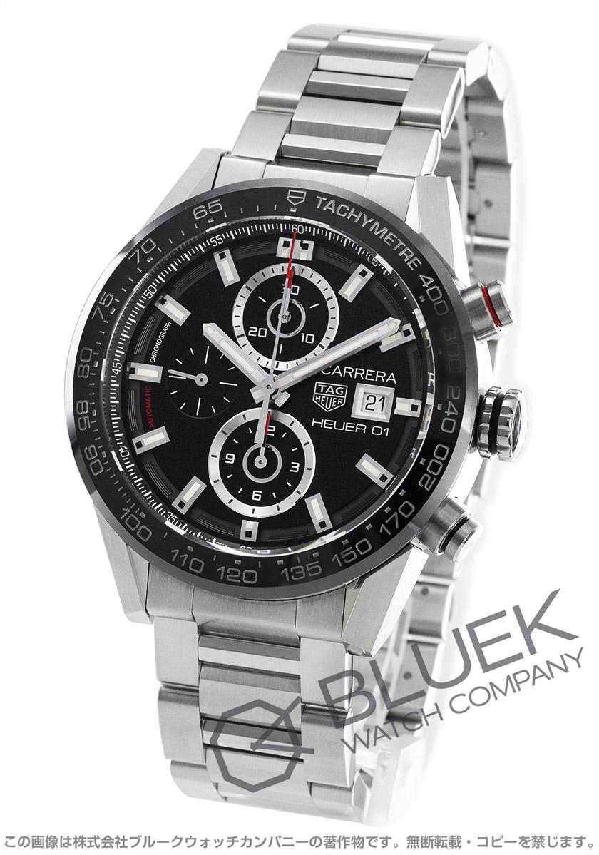 sale retailer 36f88 b4e3b タグホイヤー カレラ ホイヤー01 クロノグラフ 腕時計 メンズ TAG Heuer CAR201Z.BA0714_8