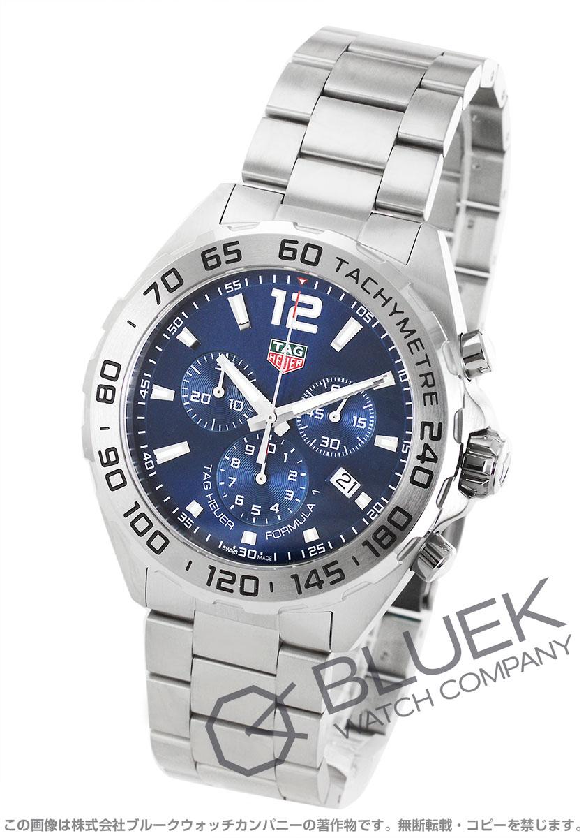 タグホイヤー フォーミュラ1 クロノグラフ 腕時計 メンズ TAG Heuer CAZ101K.BA0842
