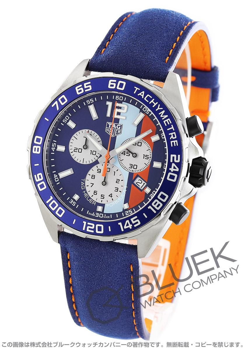タグホイヤー フォーミュラ1 クロノグラフ 腕時計 メンズ TAG Heuer CAZ101N.FC8243