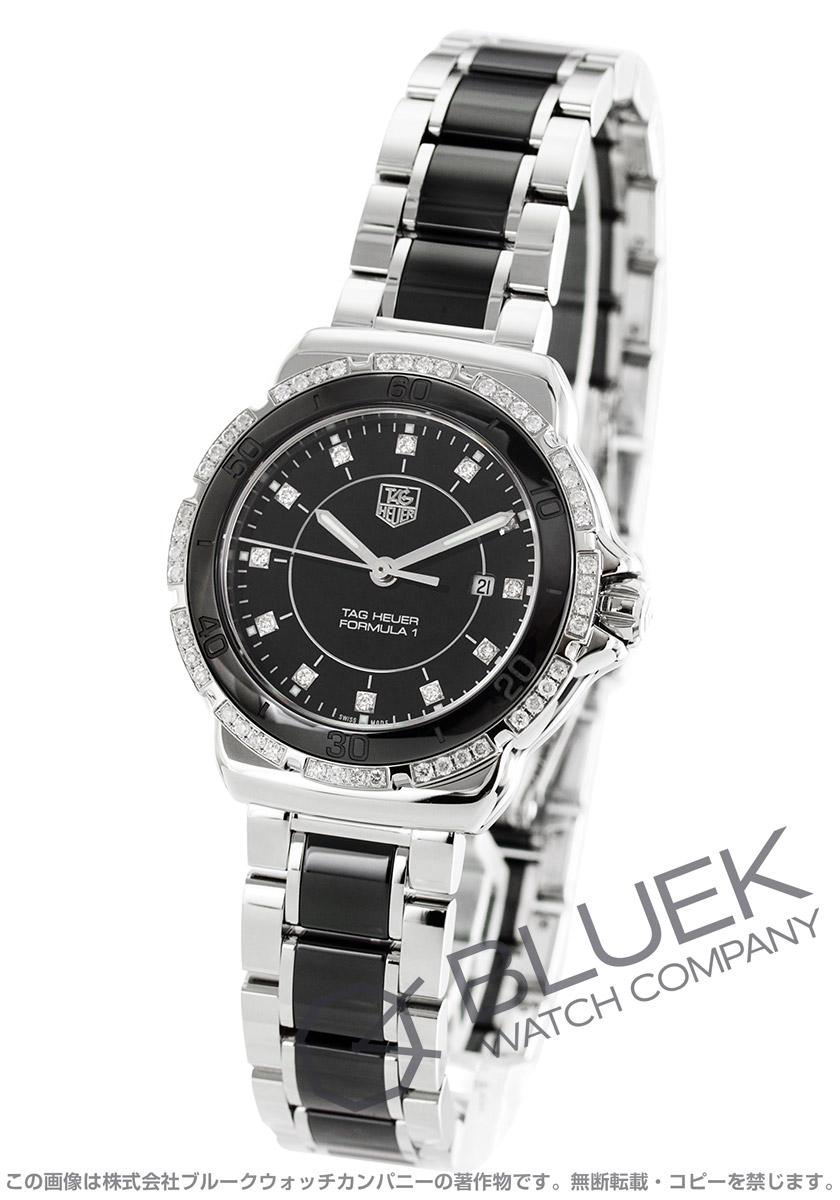 wholesale dealer 96117 81e9a タグホイヤー フォーミュラ1 ダイヤ 腕時計 レディース TAG ...