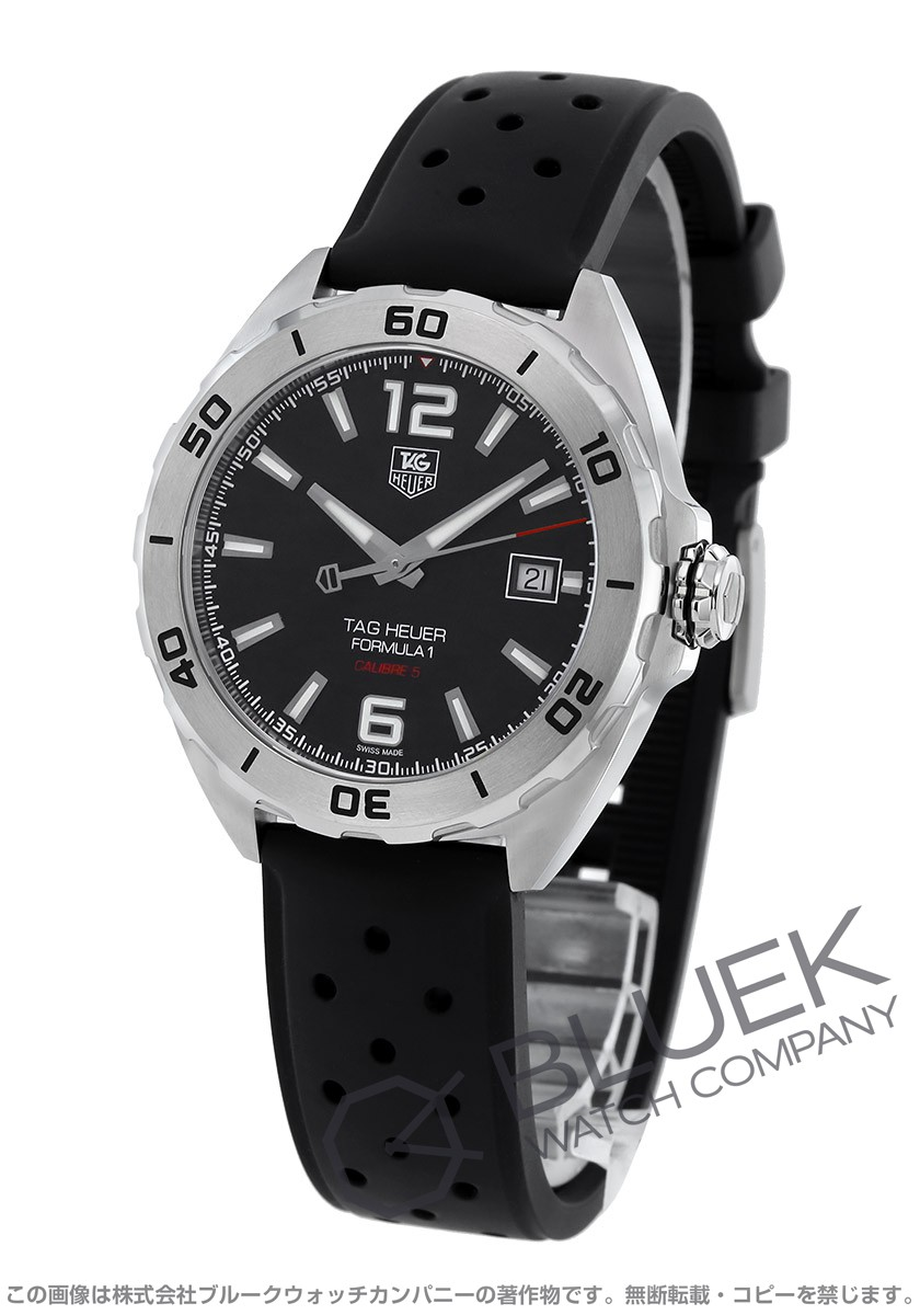 purchase cheap d87d6 64d31 タグホイヤー フォーミュラ1 腕時計 メンズ TAG Heuer WAZ2113 ...