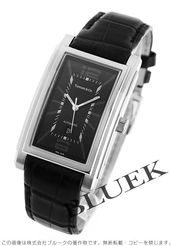 ティファニー TIFFANY 腕時計 グランド アリゲーターレザー メンズ Z0031.68.10A10A70A