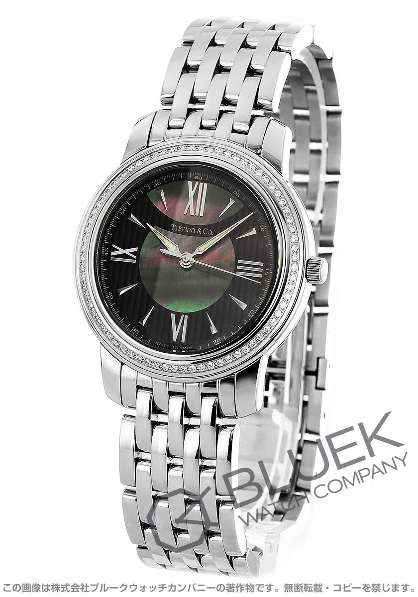 ティファニー マーク ダイヤ 腕時計 ユニセックス TIFFANY Z0046.17.10B90A00A
