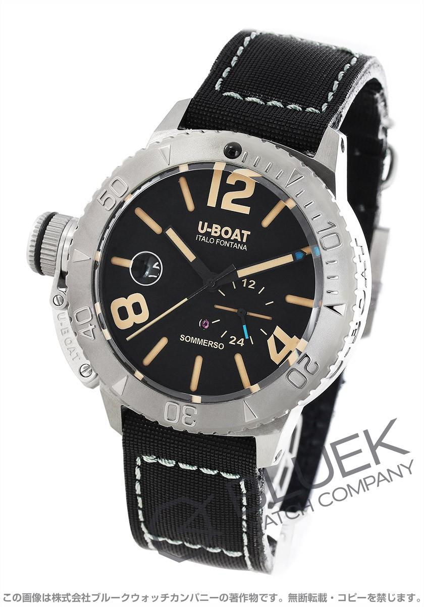 ユーボート クラシコ ソンメルソ 300m防水 腕時計 メンズ U-BOAT 9007