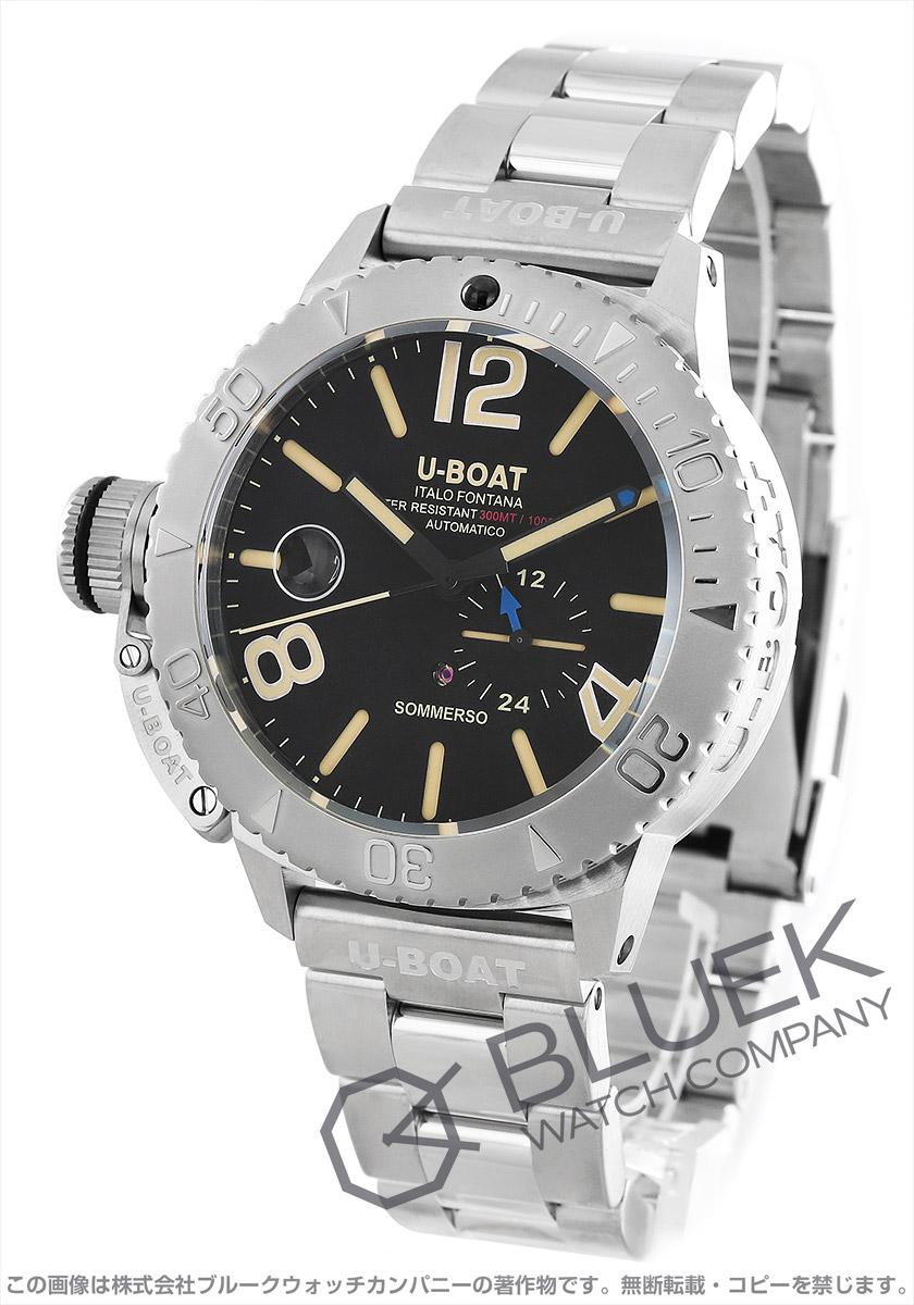 ユーボート クラシコ ソンメルソ 300m防水 腕時計 メンズ U-BOAT 9007AM