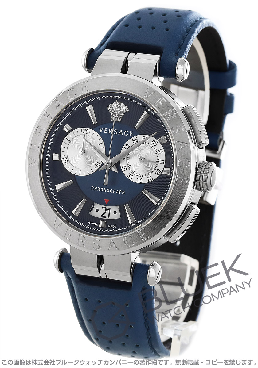 ヴェルサーチ アイオン クロノグラフ 腕時計 メンズ VERSACE VE1D00819