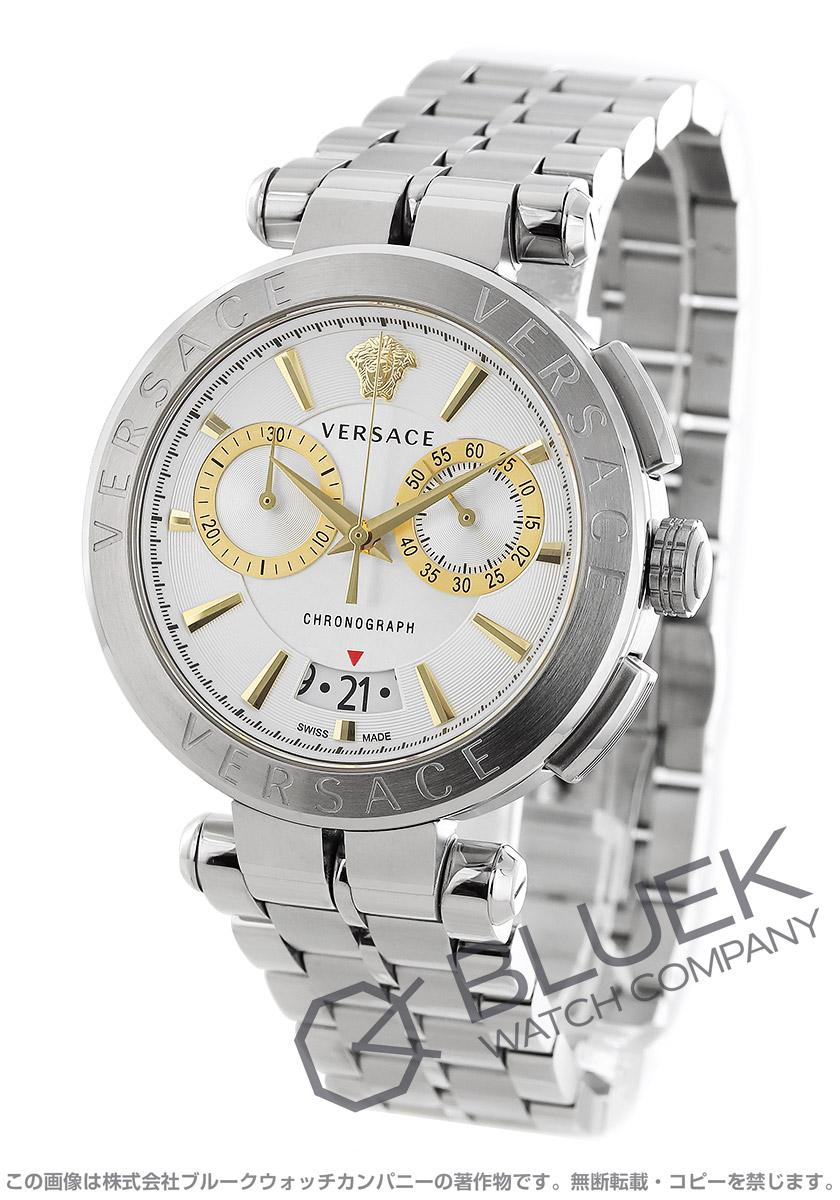 ヴェルサーチ アイオン クロノグラフ 腕時計 メンズ VERSACE VE1D00919