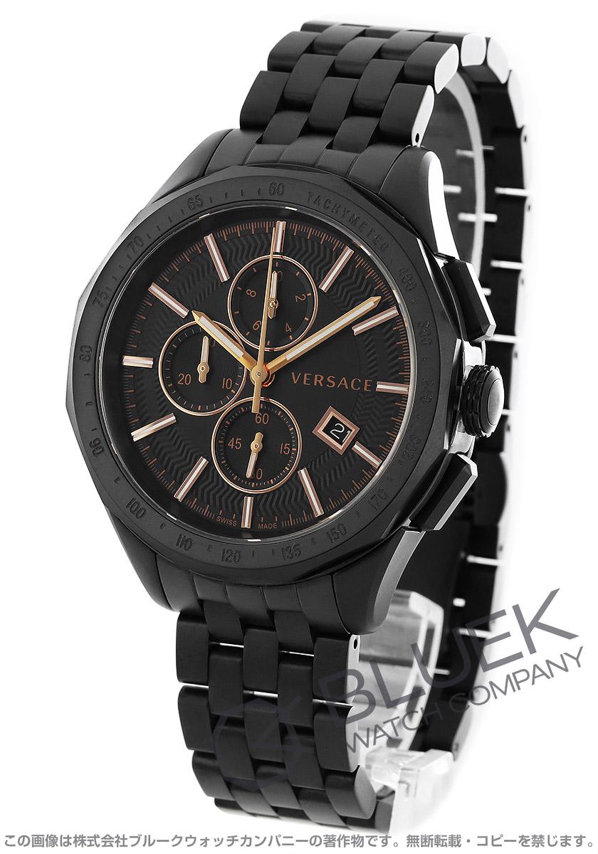 ヴェルサーチ グレーズ クロノグラフ 腕時計 メンズ VERSACE VEBJ00618