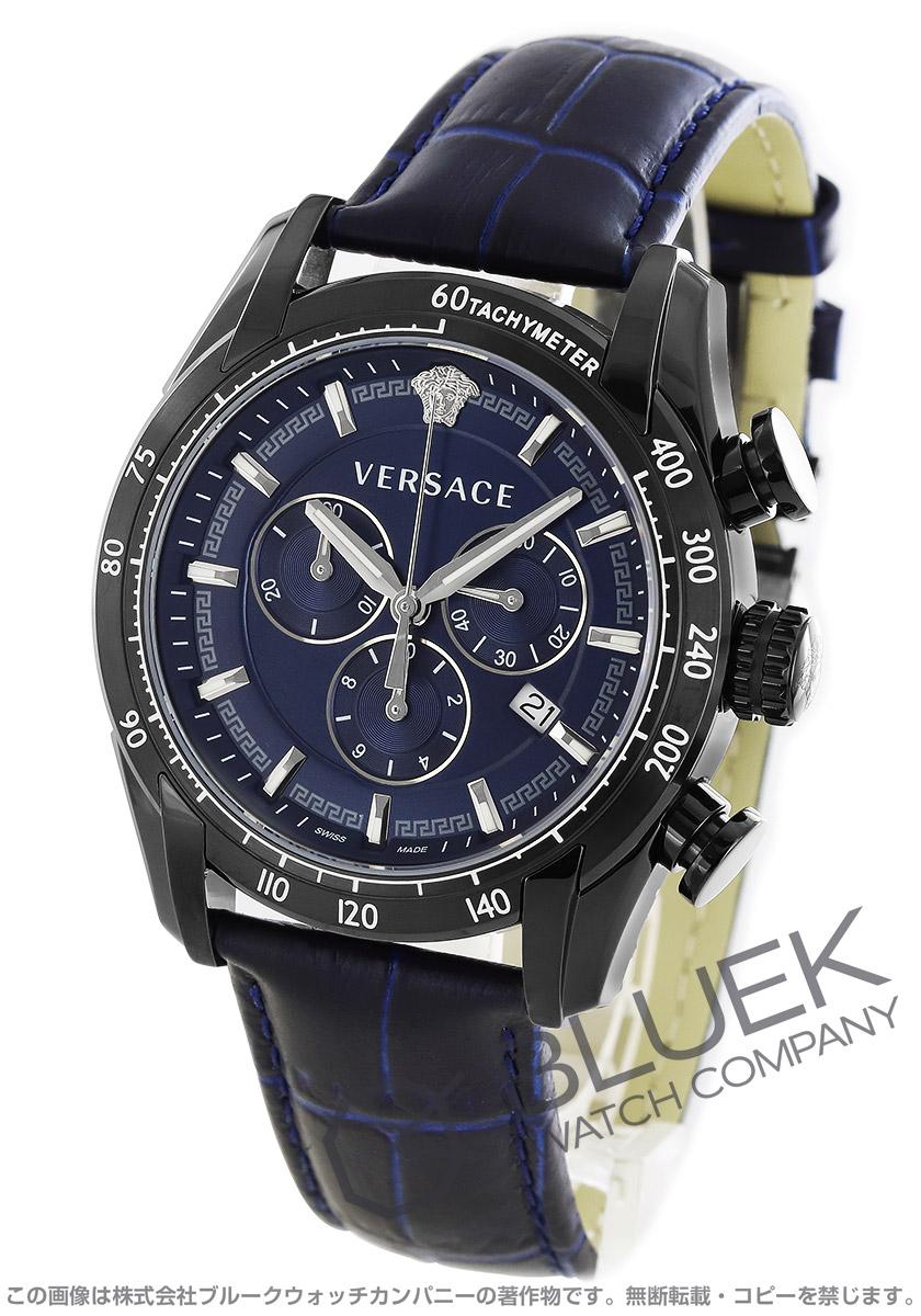 ヴェルサーチ V-レイ クロノグラフ 腕時計 メンズ VERSACE VEDB00418