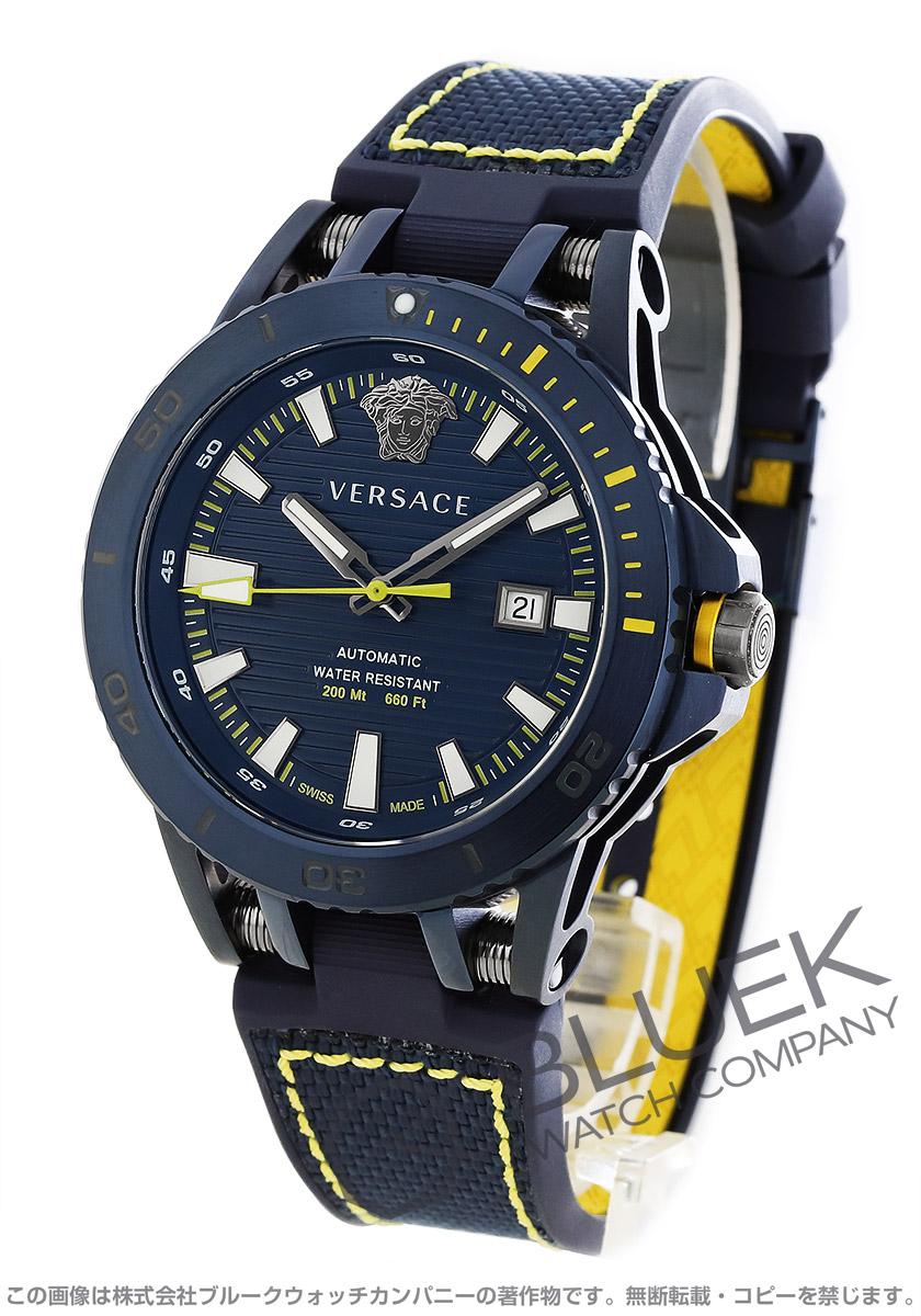 ヴェルサーチ スポーツ テック ダイバー 世界限定250本 腕時計 メンズ VERSACE VERC00218