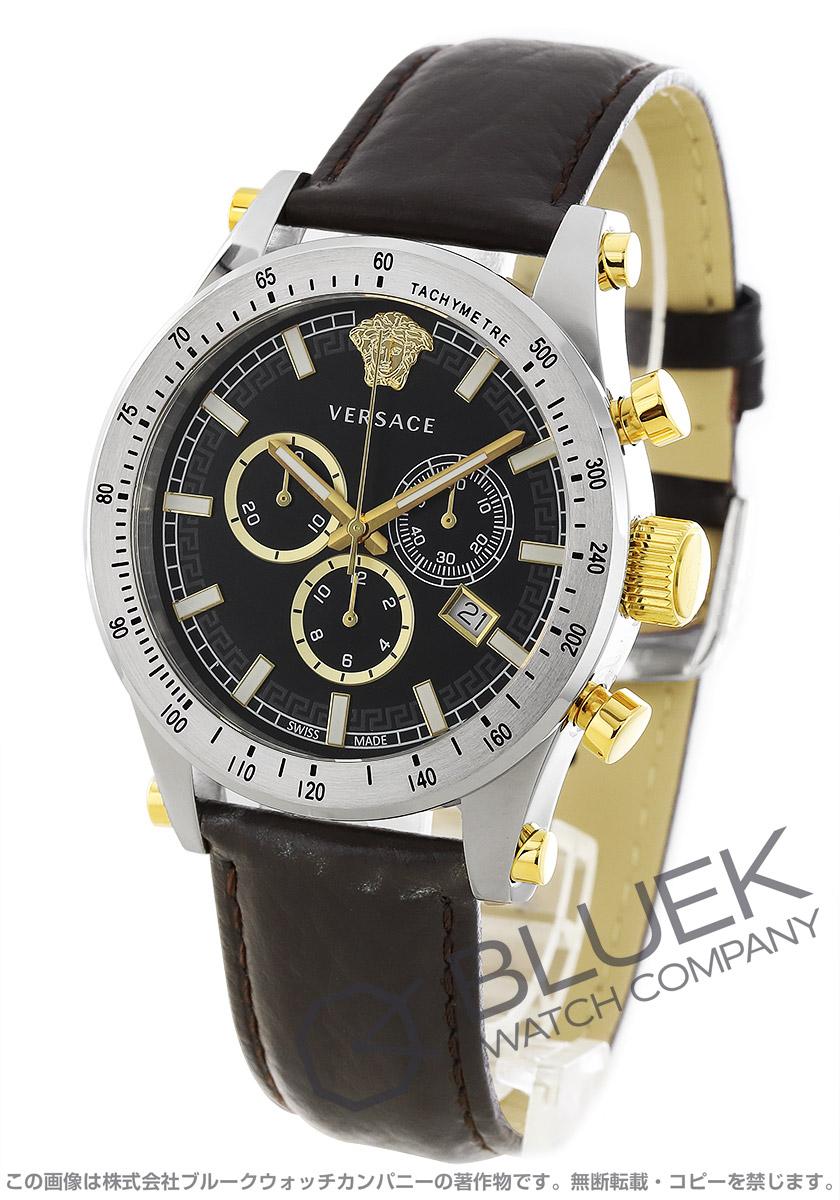 ヴェルサーチ スポーティ クロノグラフ 腕時計 メンズ VERSACE VEV800119